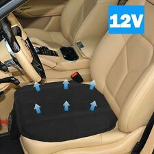 12V Air Fan Cooling Seat Cushion cover Auto Universal Car Ventilate Breathable