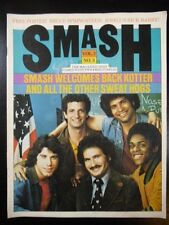 Smash Magazine 1976 vol 2 no 5 WELCOME BACK KOTTER/AND ALL THE OTHER SWEAT HOGS