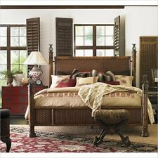 Lexington Henry Link Trading Co Somers Isle King Poster Bed FREE S/H + SAVE 40%!
