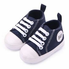 Infant Newborn Baby Boy Girl Kid Soft Sole Shoes Sneaker 0-12Months