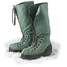VINTAGE VARIOUS SIZES N-1B Extreme Cold Weather Canvas Rubber Soled MUKLUK Boots