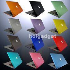 11'' MacBook Air Crystal Plastic Case Cover & Keyboard Cover & Protector & Bag