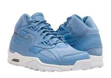 NIKE AIR TRAINER SC HIGH BO JACKSON ROYALS 302346 401 LIGHT BLUE/WHITE - SUEDE