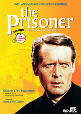 The Complete Prisoner Megaset 40th Anniversary Collectors Edition (DVD, 2006,...