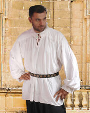 MEDIEVAL, RENAISSANCE DAVID HERRIOT PIRATE SHIRT