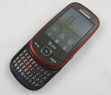 Samsung SGH-A797 Flight AT&T Cell Phone Speaker w/Travel Chrger (Red)