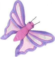 NEW Flitter the Periwinkle and Pink Ty-Dyed Butterfly - MWMT Ty Beanie Babies
