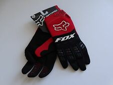 Fox Racing Dirtpaw MX motocross racing riding gloves Red XL - Brand New