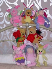 DISNEY POOH and friends BEANIES