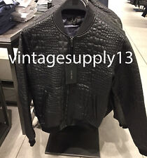 ZARA MAN QUILTED FAUX LEATHER JACKET S-XL REF. 6096/401