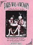 Paris Was a Woman (DVD, 2003) RARE OOP Zeitgeist Video