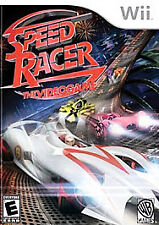 Speed Racer: The Videogame (Nintendo Wii, 2008)