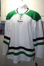 Dallas Stars Reebok Edge Uncrested Jerseys ADULT/UNISEX Size Large only availabl