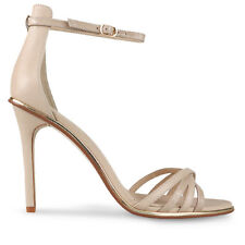 Wittner Ladies Shoes Nude Patent leather Heels