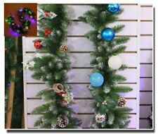 2017Christmas Tree Decorations Rattan Christmas Decorations With Colorful Lights