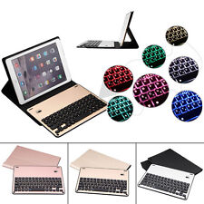 "1XLeather Case Cover For iPad Pro 10.5"" Inch+Removable Bluetooth Keyboard+Stylus"