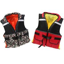 Adult Buoyancy Life Jackets Vest for Outdoor Fishing Kayaking Canoe Sailing