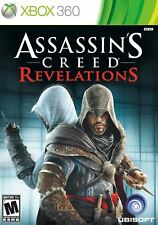 Assassins Creed Revelations Xbox 360 No Manual Tested