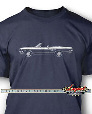 1970 Plymouth Road Runner Convertible T-Shirt for Men - Multiple Colors & Sizes