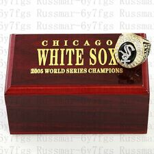 2005 Chicago White Sox World Series Championship Copper Ring Size 10-13 Solid