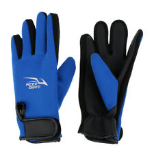 1 Pair M/L/XL 2mm Neoprene Warm Gloves for Diving Scuba Snorkeling Surfing