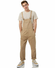 New Rollas Men's Trade Overalls Cotton Natural