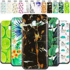 For Samsung Galaxy Phones Case TPU Soft Back Protective Silicone Rubber Cover