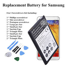 Black OEM Replacement Battery +Screwdrivers Kit Tool for Samsung Galaxy Series