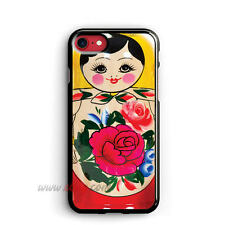 Russian doll iPhone Cases matryoshka nested doll Samsung Galaxy Case iPod cover