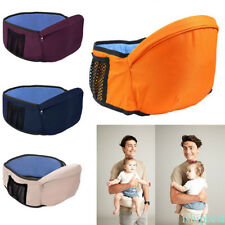 Hot Sell 2017 Baby Carrier Hipseat Waist Wrap Infant hip stool Seat Baby Sling