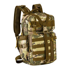 New Military Tactical Backpack Army 3 Day Assault Pack Molle Bug Out Bag 30L