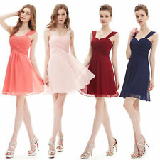 Ever-Pretty Cute Short Bridesmaid Dress Cocktail Dresses Homecoming Prom Gowns