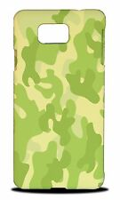 GREEN CAMOUFLAGE CAMO HARD CASE COVER FOR SAMSUNG GALAXY ALPHA
