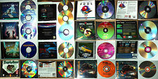 Many Retro PC Games for DOS, Win3.1, 95, 98 - Pick 2 or More, $4.20ea - Free S&H