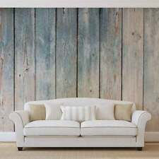 WALL MURAL PHOTO WALLPAPER XXL Old Wooden Wall Planks (10670WS)