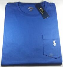 New Genuine Polo Ralph Lauren Men's Classic Fit Cotton Pocket T-Shirt BIG SALE