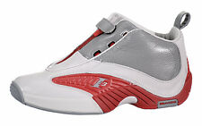 NEW IN BOX! MENS REEBOK ANSWER IVERSON IV 4 GREY BASKETBALL V45042 SZ 10.5-12.5