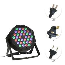 RGB 40W Stage Lighting Par Light 36LED DMX 4/7CH Sound Activated NEW Y3U9