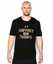 Under Armour Men's Freedom Support The Troops T-Shirt - Choose SZ/Color
