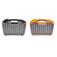 Double Sided Fly Fishing Lure Bait Hooks Tackle Storage Box Case Waterproof