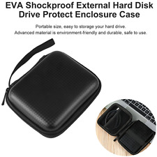 Case Cover Storage for Hard Drive Disk EVA Carrying Case Box 2.5 inch Pouch EW