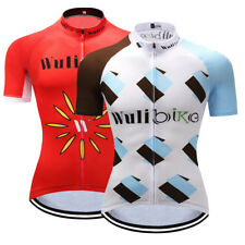 Fashion Men's Cycling Jersey Bib Set Short Sleeve Cycling Clothing Kit Breathe