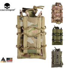 EMERSONGEAR Tactical Molle Airsoft Double Magazine Mag Pouch  Holster Ammo Bag