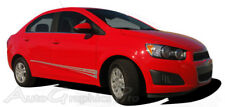 Flare Hood Racing Vinyl Graphics Kit Decals Stripes fits 2012 - 2013 Chevy Sonic