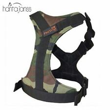 Large Dog Harness Collar Comfortable Nylon Vest Net Cloth New Pet Products