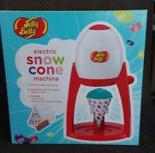 Jelly Belly Electric Ice Shaver Snow Cone Machine NEW FREE SHIPPING