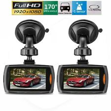 HD 1080P Car DVR Vehicle Camera Video Recorder Dash Cam + Micro SD Card