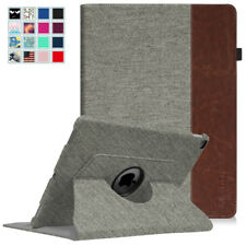 For Apple iPad Pro 12.9 2nd Gen 2017 /1st Gen 2015 360 Rotating Case Cover Stand