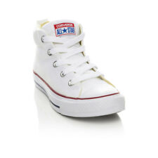 Converse - All Star Chuck Taylor Street Mid - White/Natural