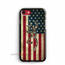 Browning Deer iphone cases Camo Amrican Flag samsung galaxy case ipod cover